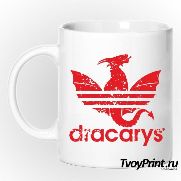 Кружка dracarys