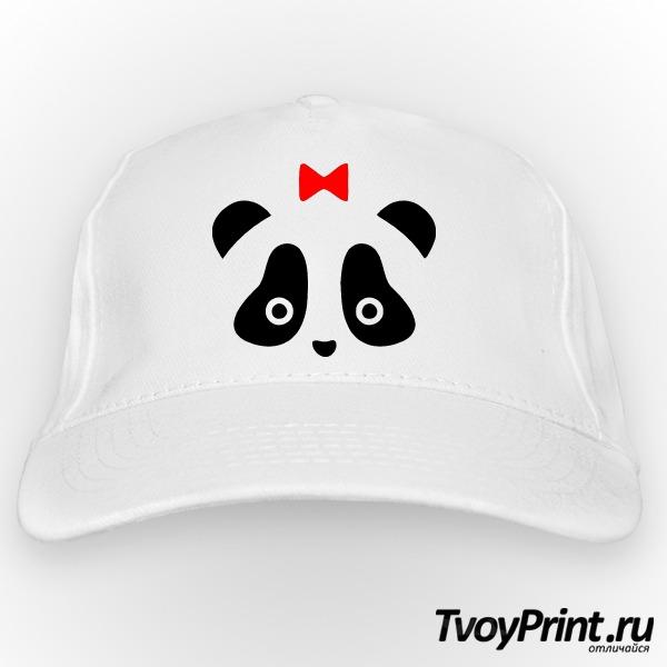 Бейсболка Панда жен