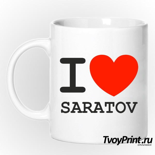 Кружка Саратов