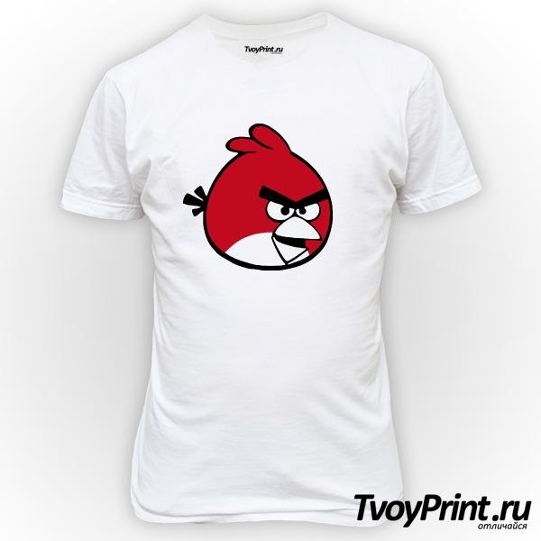 Футболка Angry birds