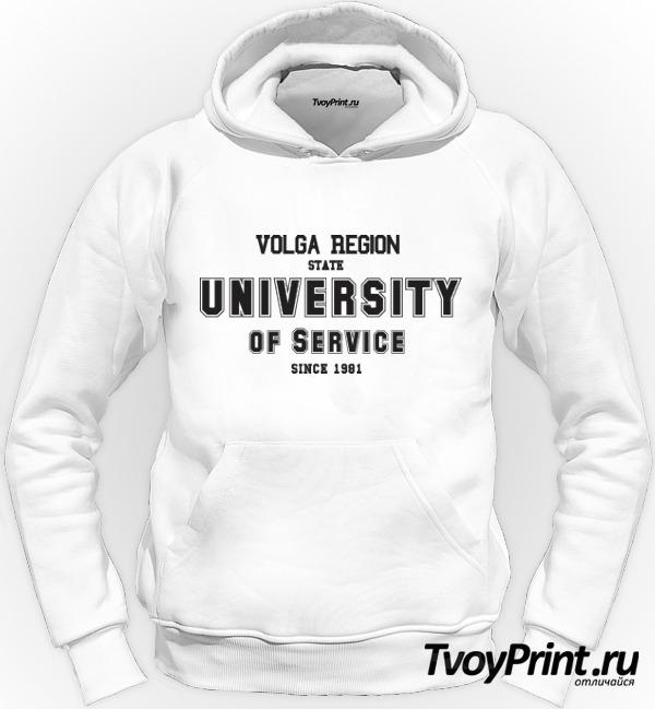 Толстовка Университетская ПВГУС