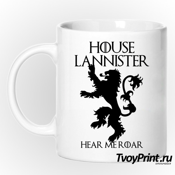 Кружка House Lannister