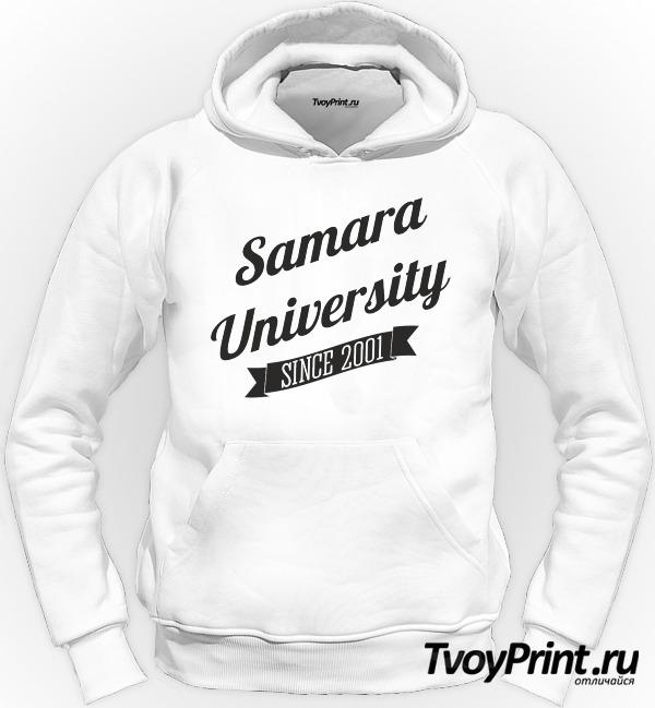 Толстовка Университетская СамГУ