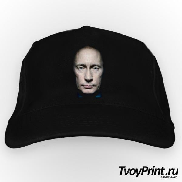Бейсболка с Путиным