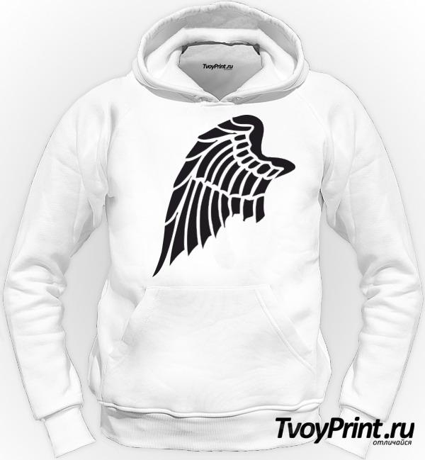 Толстовка Крылья