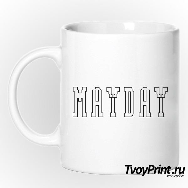 Кружка MayDay (3)