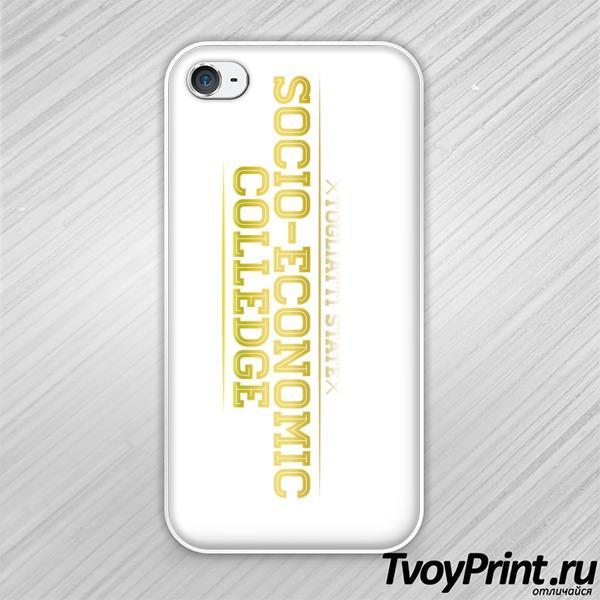 Чехол iPhone 4S колледжей Тольятти: ТСЭК