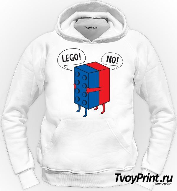 Толстовка Lego