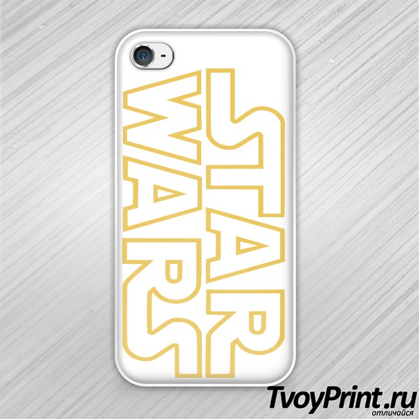 Чехол iPhone 4S STAR WARS