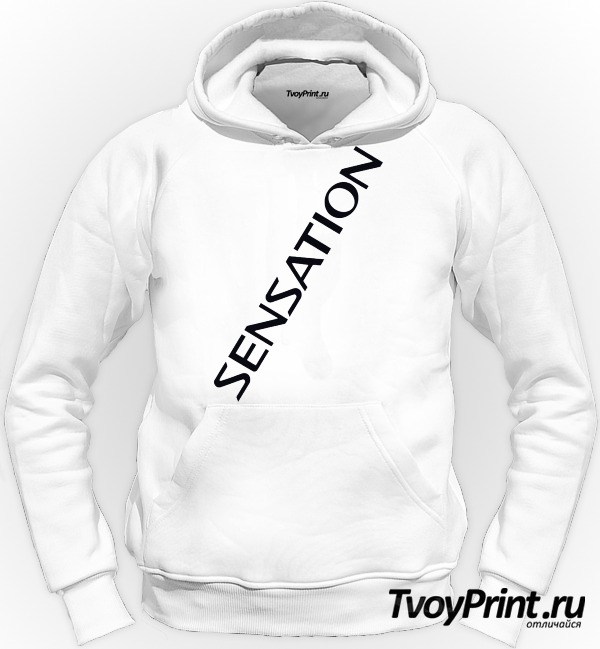 Толстовка sensation white 2014