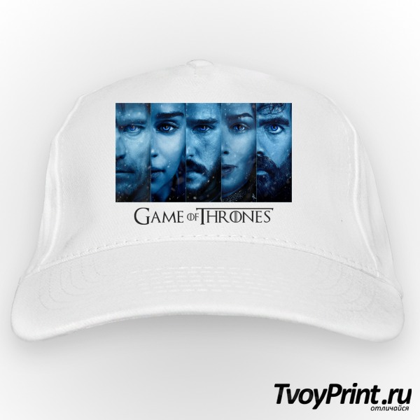 Бейсболка  Game of Thrones ( blue)