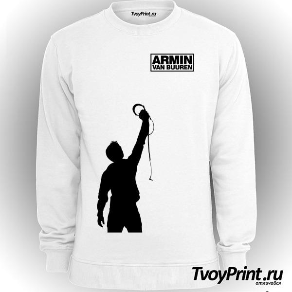 Свитшот Armin Van Buuren