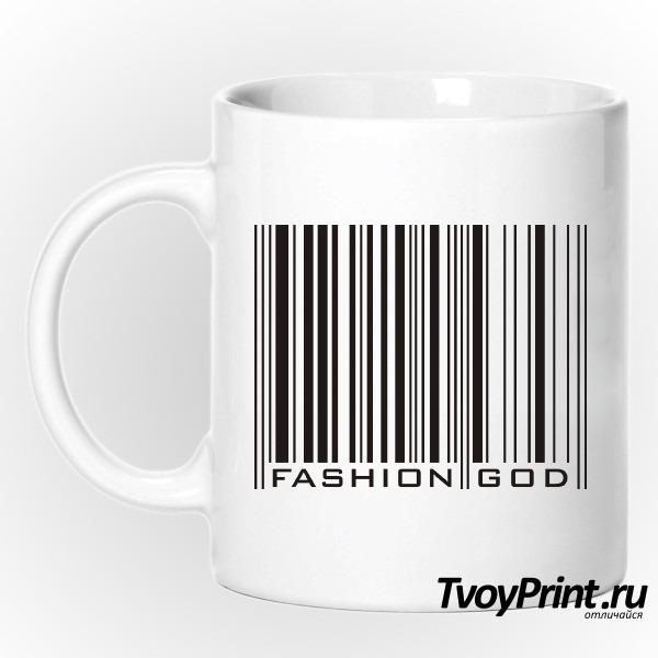 Кружка Fashion God