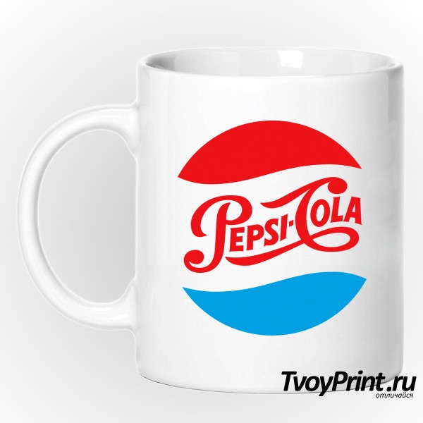 Кружка pepsi cola old