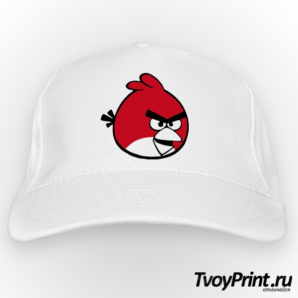 Бейсболка Angry birds