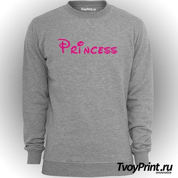 Свитшот princess