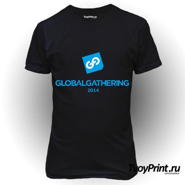 Футболка Global Gathering (2)