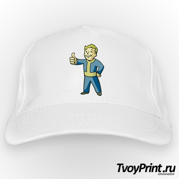 Бейсболка Fallout PipBoy