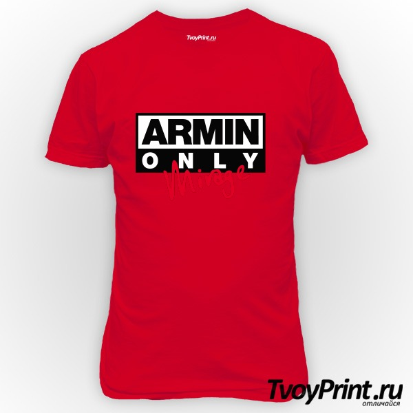 Футболка Armin only mirage