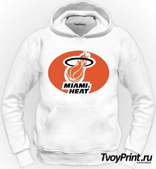 Толстовка Miami Heat