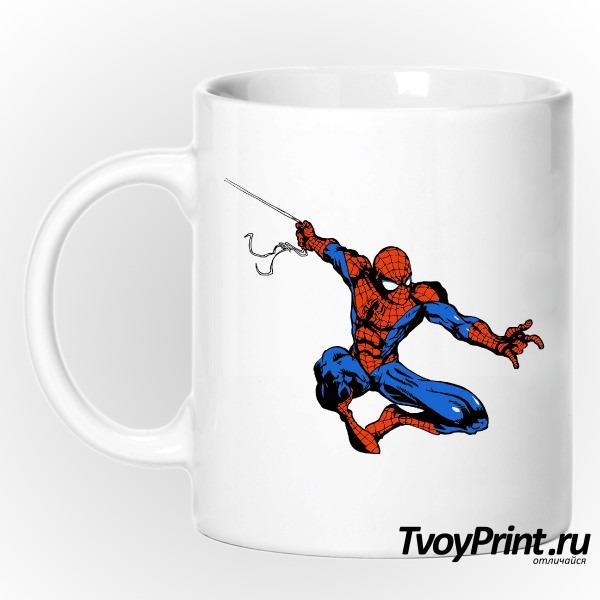 Кружка Spiderman
