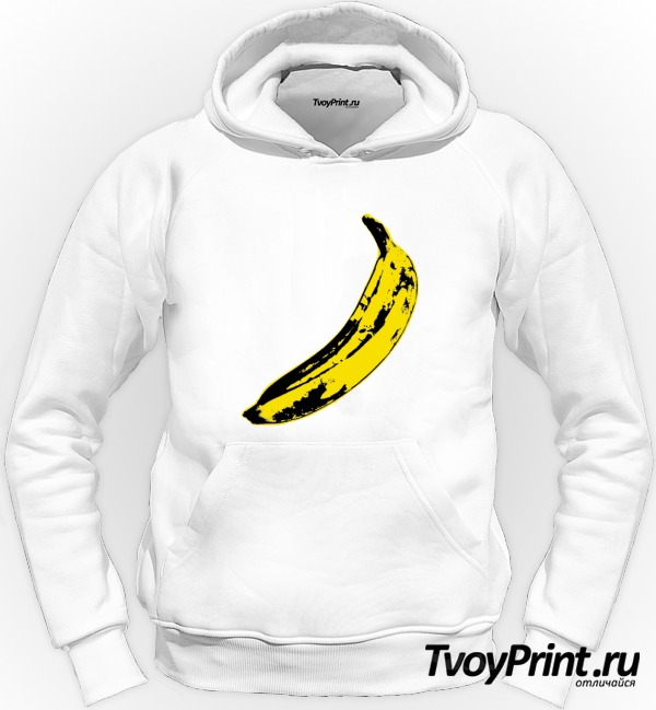 Толстовка Andy Warhol Banana