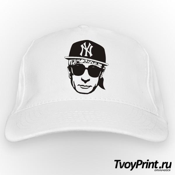 Бейсболка Путин NY