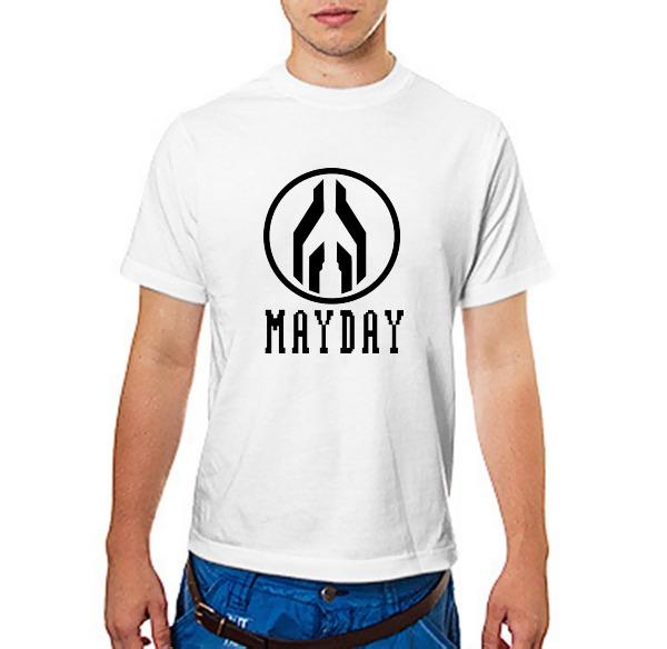 Футболка MayDay (2)