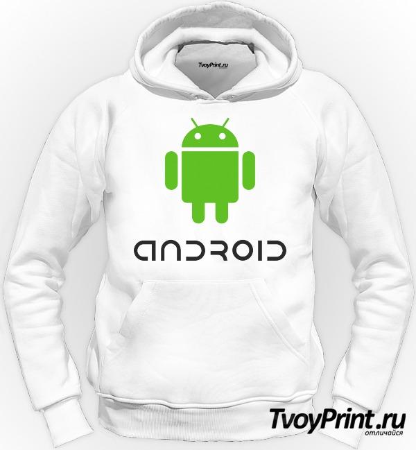 Толстовка Андроид