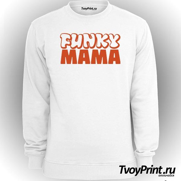 Свитшот Funky МАМА (жен.)