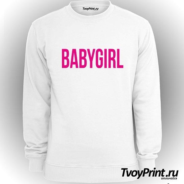 Свитшот babygirl