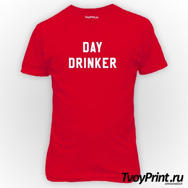 Футболка day drinker