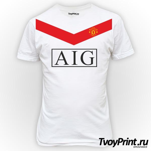 Футболка Manchester United (форма 1)