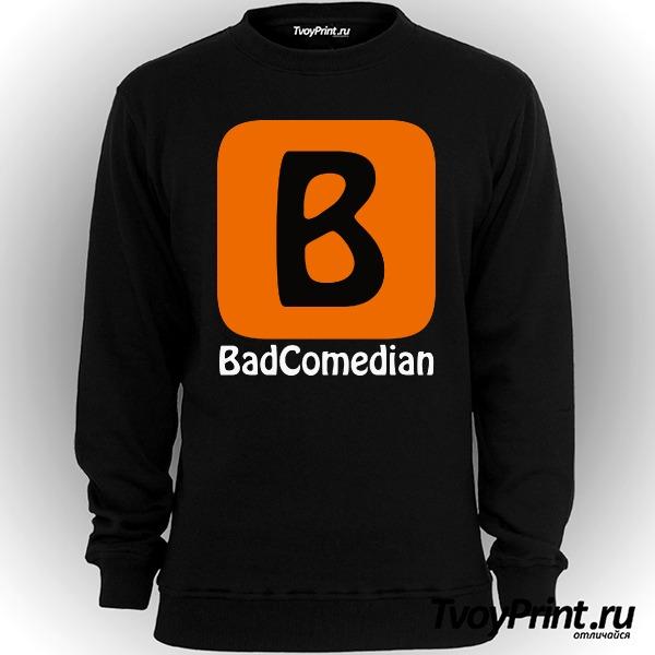 Свитшот BadComedian (блогер)