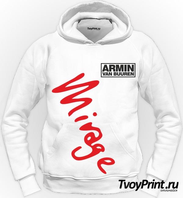 Толстовка Armin Van Buuren Mirage