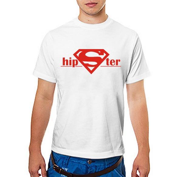 Футболка SuperHipster