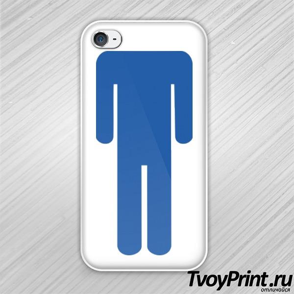 Чехол iPhone 4S Он