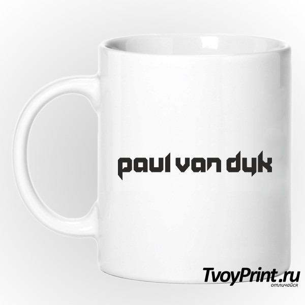Кружка Paul Van Dyk (2)