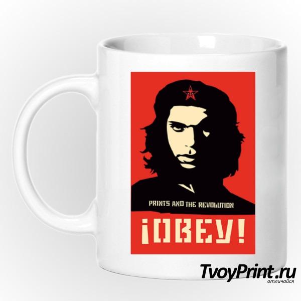 Кружка Obey Che Guevara