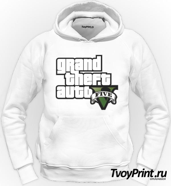 Толстовка Grand Theft Auto