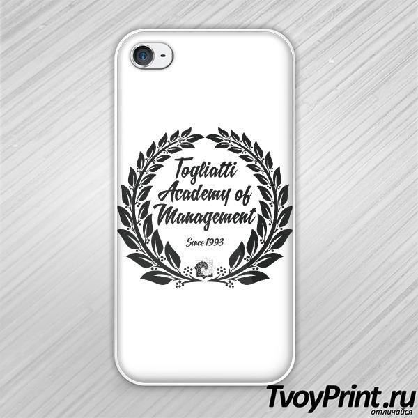 Чехол iPhone 4S вуза Тольятти: ТАУ (flat)