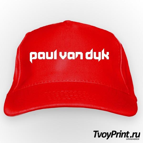 Бейсболка Paul Van Dyk (2)