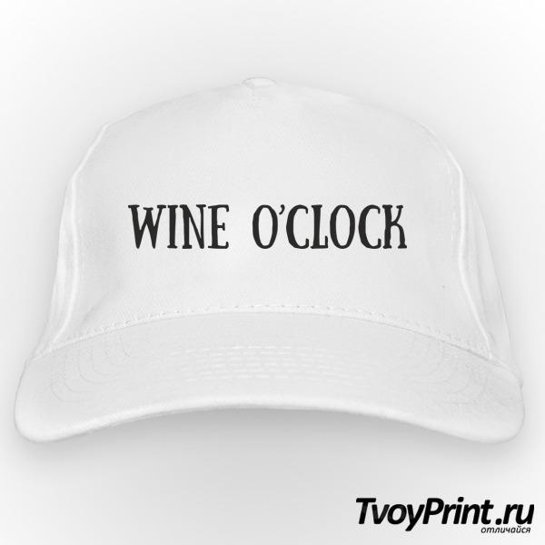 Бейсболка Время вина