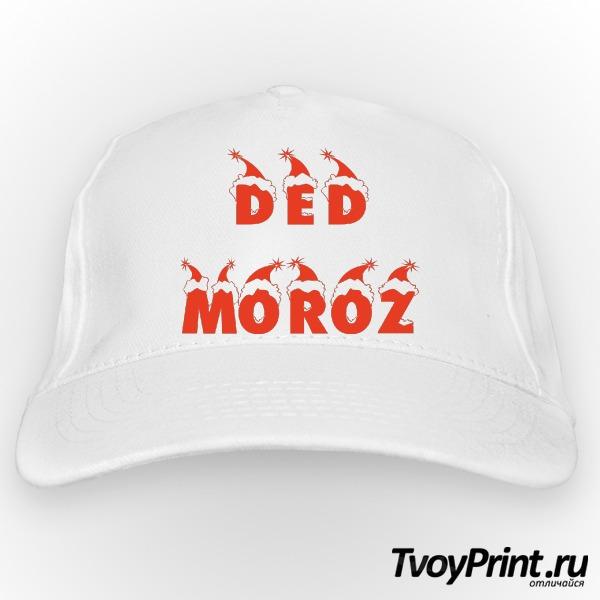 Бейсболка Ded Moroz