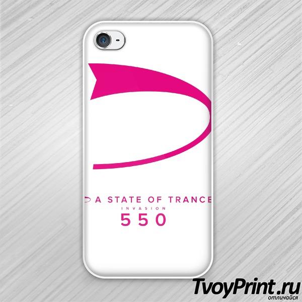 Чехол iPhone 4S Asot 550 женская, правая