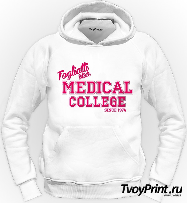 Толстовка Медицинский колледж