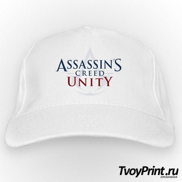 Бейсболка Assassins creed unity