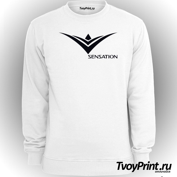 Свитшот Sensation 2014