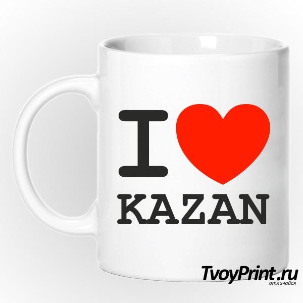 Кружка Казань