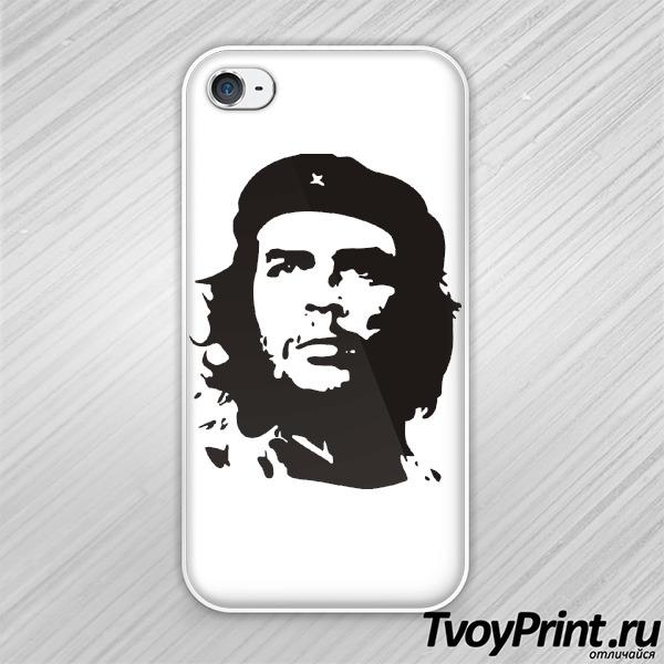 Чехол iPhone 4S Че Гевара